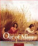 Out of Many : A History of the American People, Faragher, John Mack and Buhle, Mari Jo, 0205194273