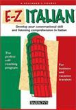 E-Z Italian, Beatrice Rovere-Fenati, 0764174274
