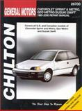Chevrolet Metro/Sprint/Swift, 1985-00, Joseph D'Orazio, 1563924277