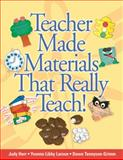 Teacher Made Materials That Really Teach!, Herr, Judy and Libby-Larson, Yvonne, 1401824285