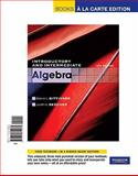 Introductory and Intermediate Algebra, A la Carte Edition, Bittinger, Marvin L. and Beecher, Judith A., 0321654285
