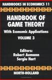 Handbook of Game Theory with Economic Applications, , 0444894284