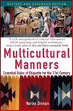 Multicultural Manners, Norine Dresser, 0471684287