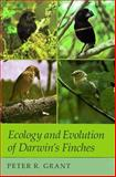 Ecology and Evolution of Darwin's Finches, Grant, Peter R., 0691084289