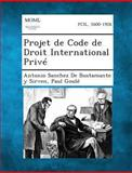 Projet de Code de Droit International Prive, Sigmund Freud and Anna Freud, 1289354286