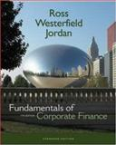 Fundamentals of Corporate Finance Standard Edition + S&P Card + Student CD, Ross, Stephen A. and Westerfield, Randolph W., 0073134287