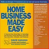 Home Business Made Easy, David Hanania, 1555714285