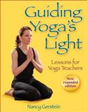 Guiding Yoga's Light, Nancy Gerstein, 0736074287
