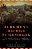 Judgment Before Nuremberg, Greg Dawson, 1605984280