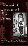 Language and Ethnic Identity 9780195124286