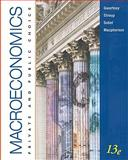 Macroeconomics : Private and Public Choice, Gwartney, James D. and Stroup, Richard L., 0538754281