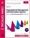 CIMA Official Learning System Organisational Management and Information Systems, Perry, Bob, 0750684283