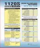 1120S Express Answers 2011, CCH Tax Law Editors, 0808024280