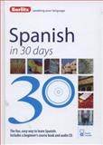 Berlitz Spanish in 30 Days, Berlitz Publishing, 1780044283