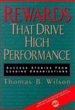 Rewards That Drive High Performance 9780814404287