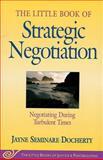 Strategic Negotiation, Jayne Seminare Docherty and Jayne Docherty, 1561484288