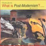 What Is Post-Modernism, Jencks, Charles, 1854904280