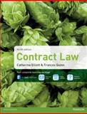 Contract Law, Catherine Elliott and Frances Quinn, 0273784285