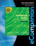 Intermediate Algebra, Aufmann, Richard N. and Lockwood, Joanne, 0840054289