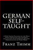 German Self-Taught, Franz Thimm, 1489504281