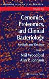Genomics, Proteomics, and Clinical Bacteriology : Methods and Reviews, , 1617374288