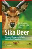 Sika Deer : Biology and Management of Native and Introduced Populations, , 4431094288