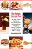 Why Humans Like Junk Food, Steven Witherly, 059541429X