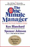 The One Minute Manager, Ken Blanchard and Spencer Johnson, 0688014291