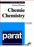 Parat Wörterbuch Chemie Deutsch/Englisch. Parat Dictionary of Chemistry German/English : Dictionary of Chemistry German/English, Wenske, Gerhard, 3527264299