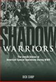 Shadow Warriors, Dick Camp, 0760344299