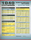 1040Express Answers 2011, CCH Tax Editors, 0808024299