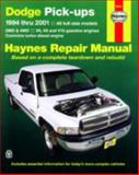Dodge Full-Size Pickups, 1994-2001, Mike Stubblefield and John Haynes, 1563924293