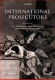 International Prosecutors, Luc Reydams, Jan Wouters, Cedric Ryngaert, 0199554293