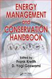 Energy Management and Conservation Handbook, , 142004429X