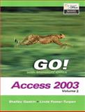 Microsoft Access 2003, Gaskin, Shelley and Howard, Jeffrey, 0131434292