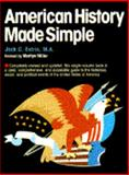 American History Made Simple, Jack C. Estrin and Marilyn Miller, 0385414293