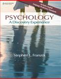 Psychology : A Discovery Experience, Copyright Update, Franzoi, Stephen L., 1305114299