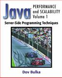 Java Performance and Scalability : Server-side Programming Techniques, Bulka, Dov, 0201704293