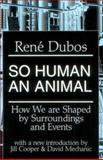 So Human an Animal 9780765804297