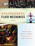 Engineering Fluid Mechanics, Crowe, Clayton T. and Elger, Donald F., 1118164296
