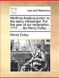 Merlinus Anglicus Junior, Henry Coley, 1170094295