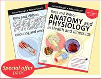 Ross and Wilson Anatomy and Physiology in Health and Illness - Text, Colouring Book and Workbook Package, Waugh, Anne and Grant, Allison, 0702044296