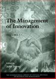 The Management of Innovation, Storey and Storey, John, 1843764296