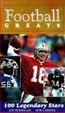 Football Greats, Consumer Guide Editors, 0451194292