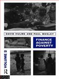 Finance Against Poverty, Mosley, Paul, 0415124301