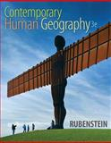 Contemporary Human Geography Plus MasteringGeography with EText -- Access Card Package 3rd Edition