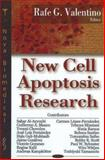New Cell Apoptosis Research, Valentino, Rafe G., 1600214304
