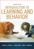 Introduction to Learning and Behavior 4th Edition