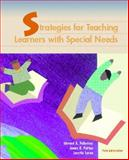 Strategies for Teaching Learners with Special Needs, Polloway, Edward A. and Patton, James R., 0130274305