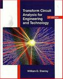 Transform Circuit Analysis for Engineering, Stanley, William D., 0134924304
